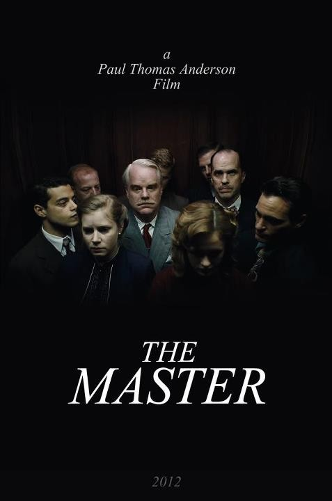The Master: una locandina del film