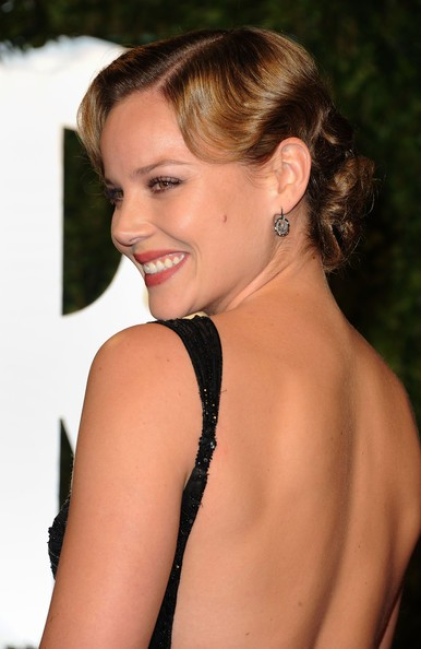 Una splendida Abbie Cornish