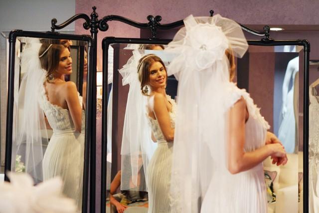90210: AnnaLynne McCord nell'episodio Bride and Prejudice