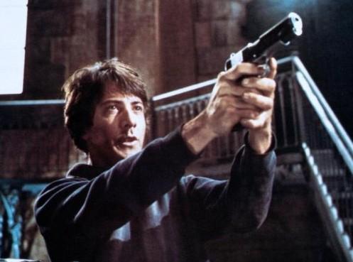 Dustin Hoffman ne Il maratoneta