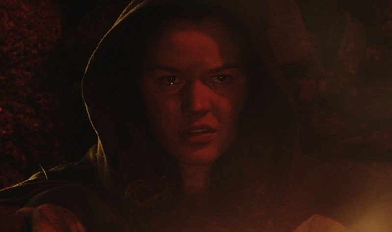 Lines of Wellington: Joana de Verona nei panni di Brites in una scena del film