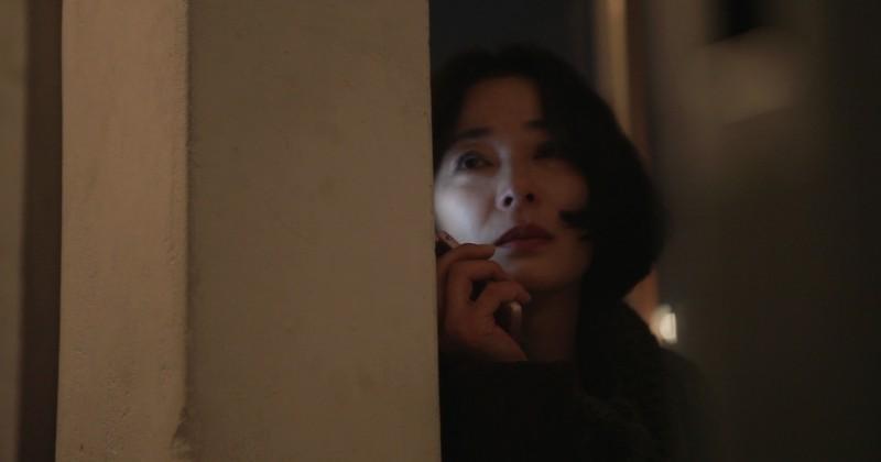 Pietà: Jo Min-Su in un momento del film