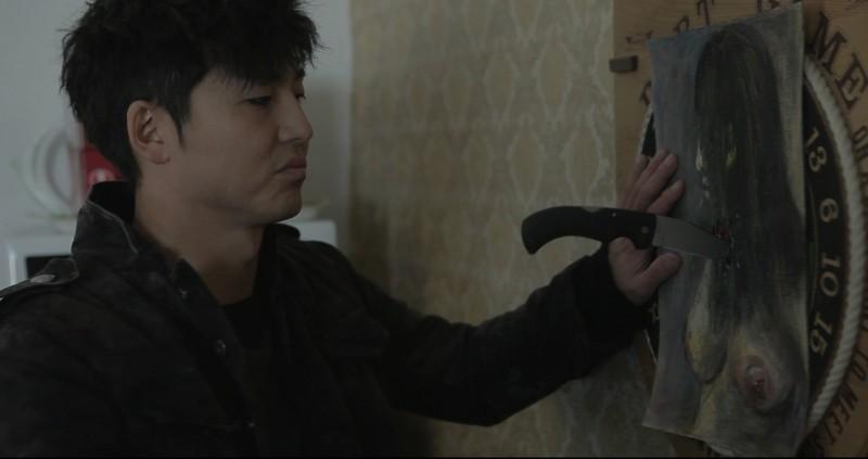 Pietà: Lee Jung-jin in un momento del dramma di Kim Ki-duk