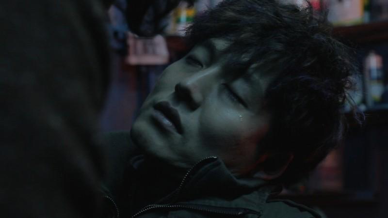 Pietà: una lacrima sul viso di Lee Jung-jin, protagonista del film di Kim Ki-duk