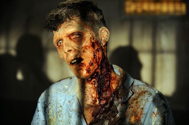 The Walking Dead: una delle prime immagini degli zombie della prigione