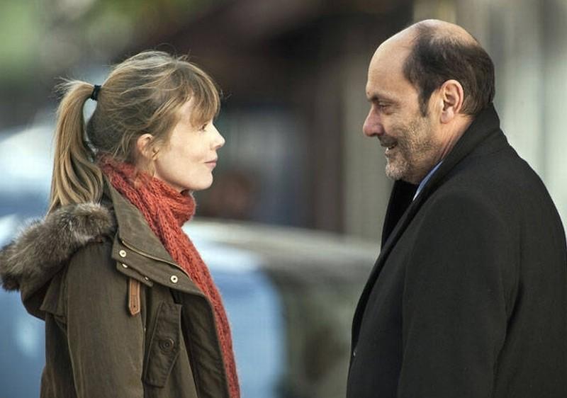 Cherchez Hortense: Isabelle Carré e Jean-Pierre Bacri in una scena del film