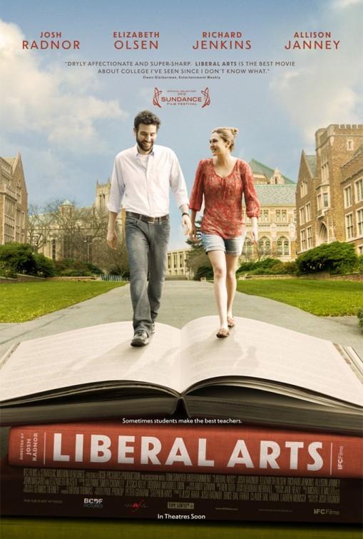 Liberal Arts: nuovo poster USA