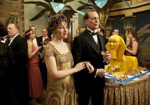 Steve Buscemi e Kelly Macdonald in una prima immagine della stagione 3 di Boardwalk Empire