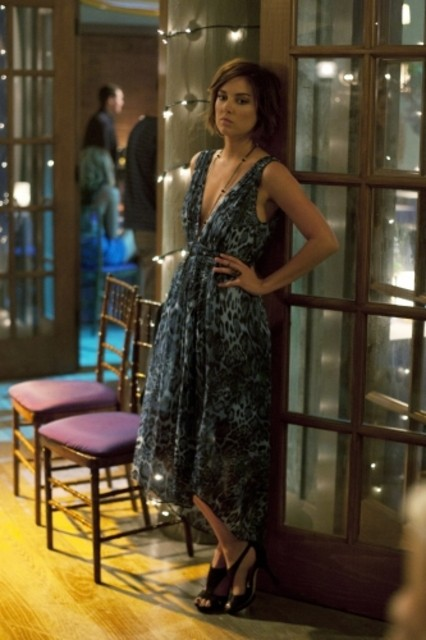 90210: Jessica Stroup nell'episodio Greek Tragedy