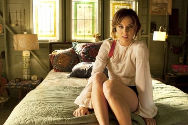 90210: Jessica Stroup nell'episodio Rush Hour