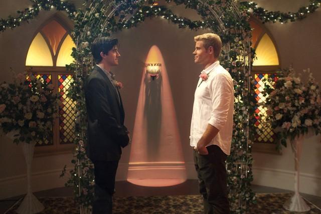90210: Ryan Rottman e Trevor Donovan nell'episodio Vegas, Maybe?