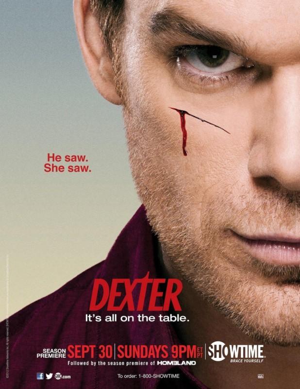 Dexter: un poster della stagione 7