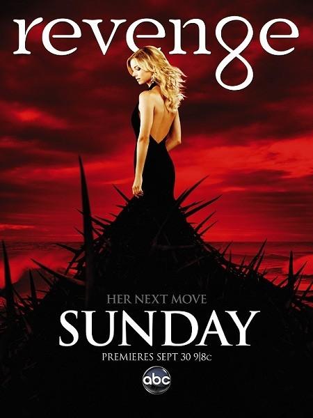 Revenge: un poster della stagione 2