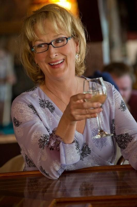 Meryl Streep è Kay Soames nella commedia romantica Hope Springs - consigli per gli affetti