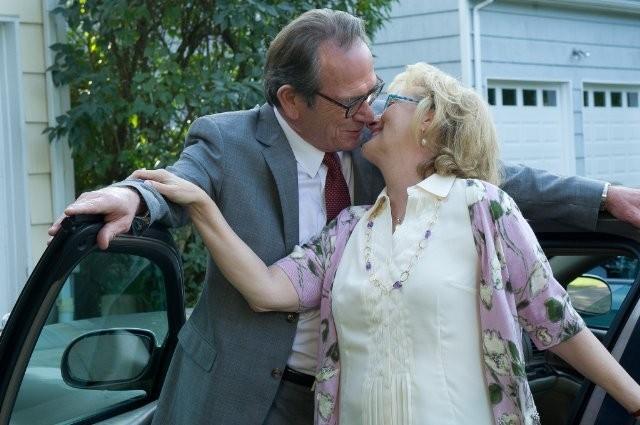 Meryl Streep in Hope Springs con Tommy Lee Jones