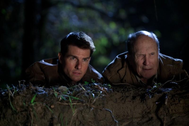 Jack Reacher: Tom Cruise e Robert Duvall in una scena del film