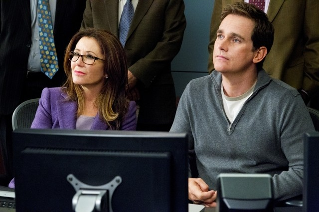 Major Crimes: Mary McDonnell e Phillip P. Keene nell'episodio Before and After