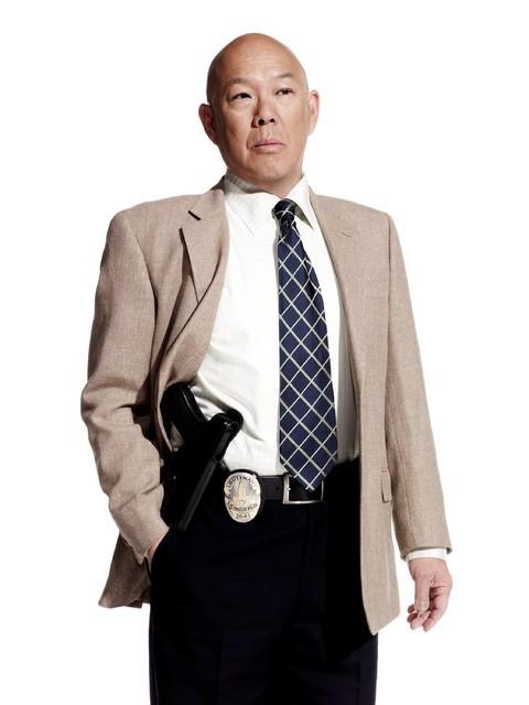 Major Crimes: Michael Paul Chan in una immagine promozionale della serie