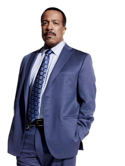 Major Crimes: Robert Gossett in una immagine promozionale della serie