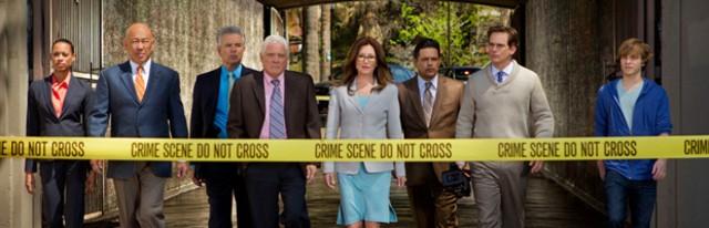 Major Crimes: una foto promozionale del cast della serie