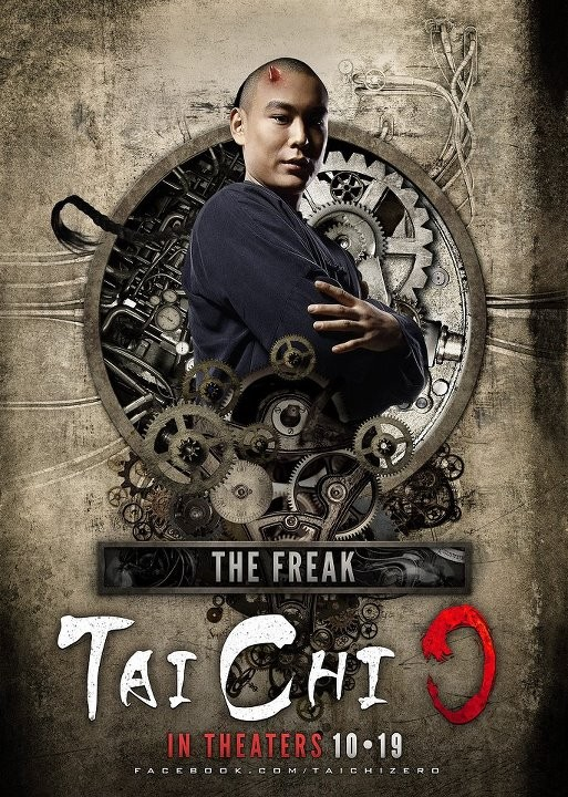 Tai Chi 0: Daniel Wu in uno dei character poster di The Freak