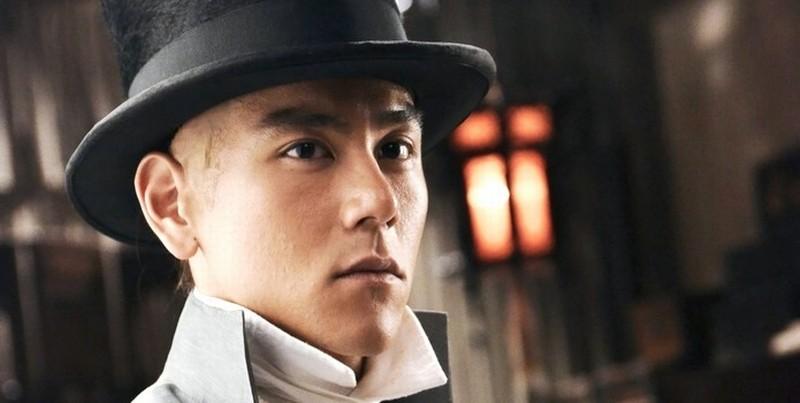 Tai Chi 0: il profondo sguardo del protagonista Eddie Peng in un'immagine del film
