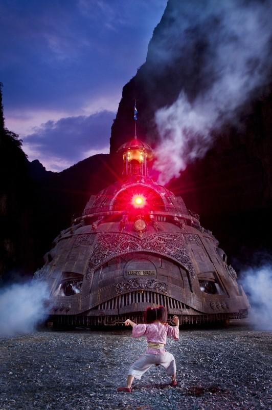Tai Chi 0: un'immagine del film