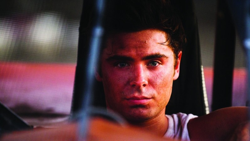 At any price: Zac Efron in una scena del film