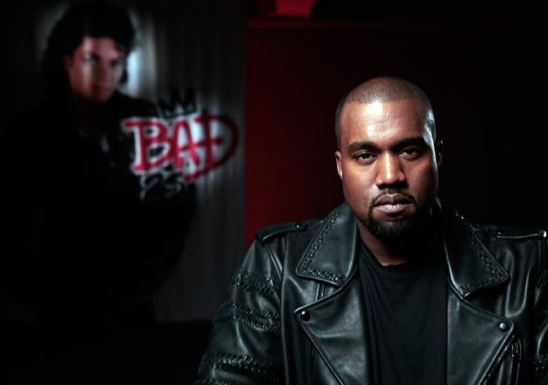 Bad 25: Kanye West in un'immagine tratta dal documentario sui 25 anni dell'album Bad di Michael Jackson