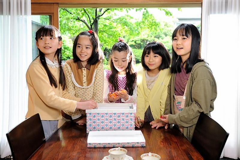 Penance: le cinque bambine della scuola elementare in cui è ambientato il thriller di Kiyoshi Kurosawa
