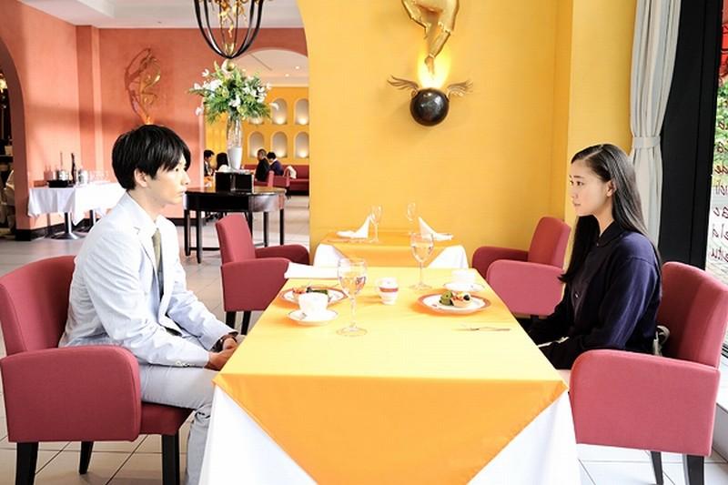 Penance: Yû Aoi e Mirai Moriyama in una scena del film di Kiyoshi Kurosawa