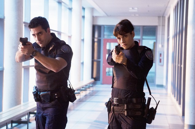 Rookie Blue: Missy Peregrym e Ben Bass nell'episodio Class Dismissed