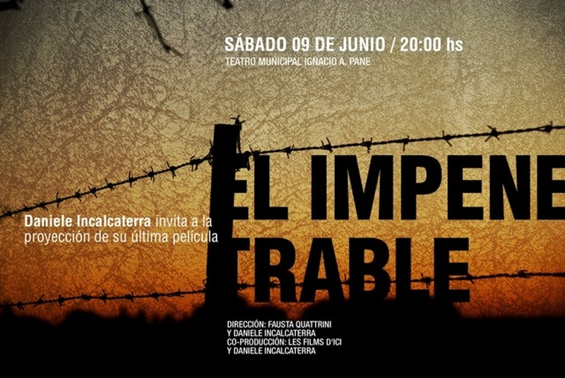 El impenetrable: il wallpaper del film