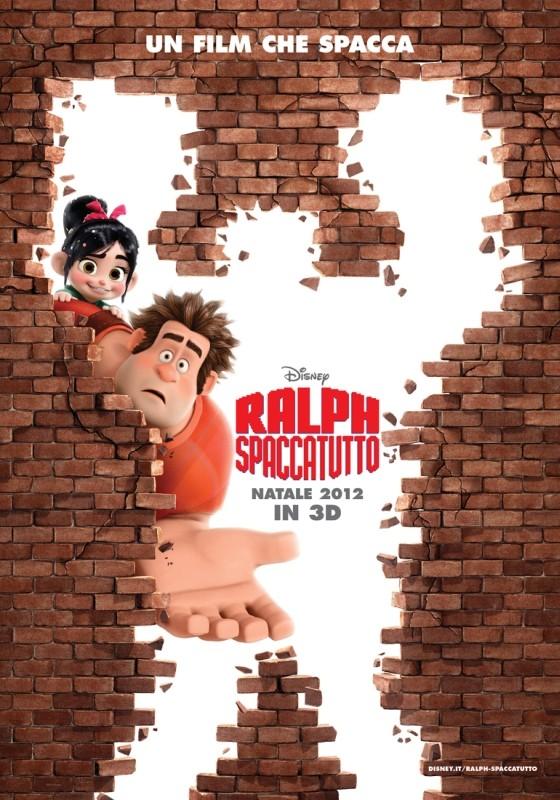 Ralph Spaccatutto: il nuovo poster italiano del film