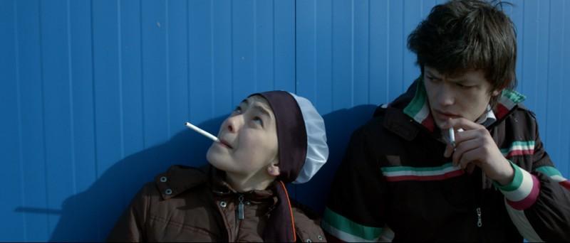 Araf - Somewhere in Between: Neslihan Atagül con Baris Hacihan in una scena