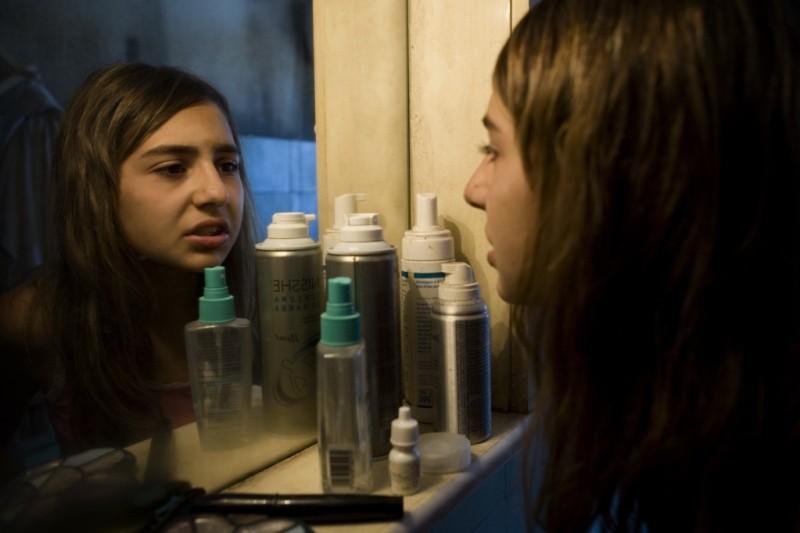 Bellas Mariposas: Sara Podda in una scena del film di Salvatore Mereu