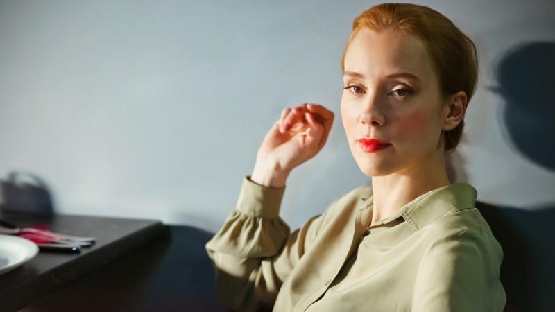 Betrayal: la protagonista Franziska Petri in un bel primo piano tratto dal film