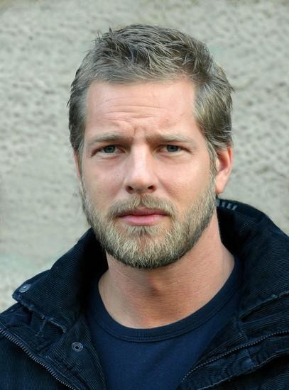 l'attore tedesco Henning Baum