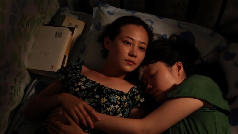 Lotus: la protagonista Tan Zhuo in un'immagine del film