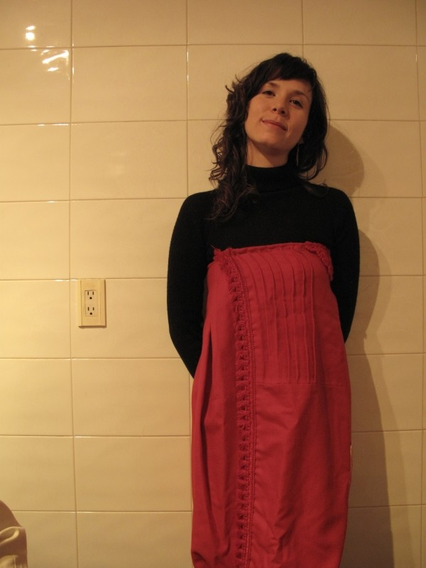 No quiero dormir sola: la regista del film Natalia Beristain in una foto promozionale