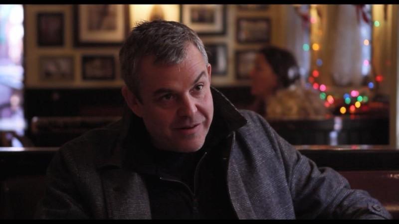 Boxing Day: Danny Huston in una scena del film