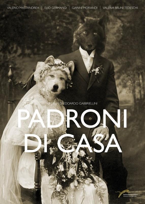 Padroni di casa: il teaser poster italiano del film di Edoardo Gabbriellini
