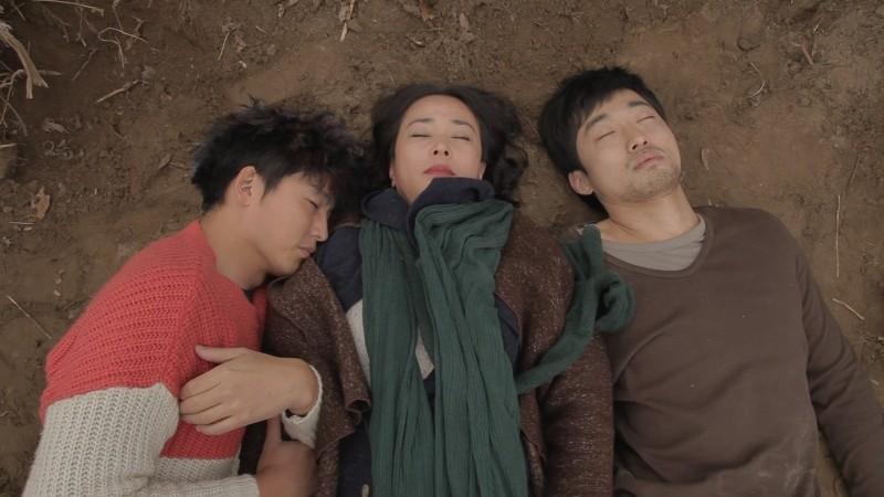 Pietà: Jo Min-su con Lee Jung-jin in una scena catartica del film