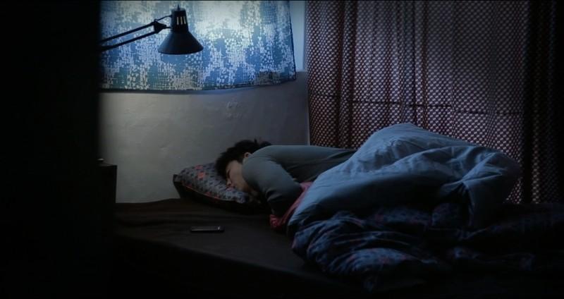 Pietà: Lee Jung-jin in una scena tratta dal film