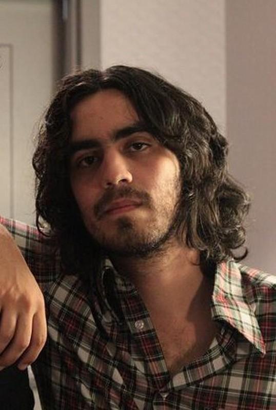 Water: Tal Haring, uno dei registi israeliani del film collettivo, in un'immagine promozionale