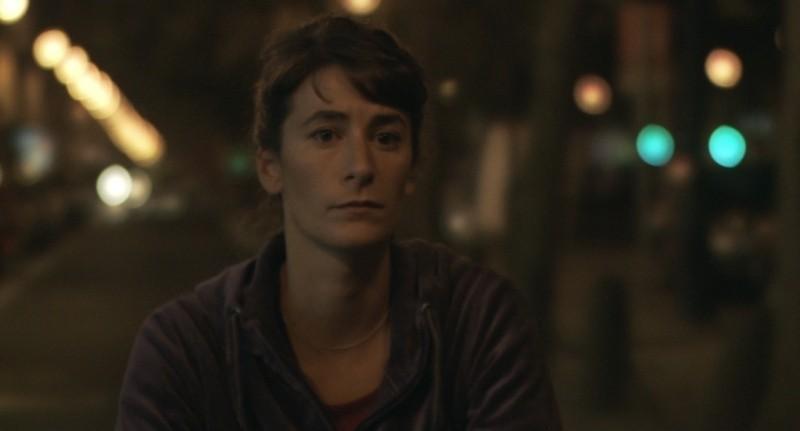 Welcome Home: la protagonista Manah Depauw in una scena del film