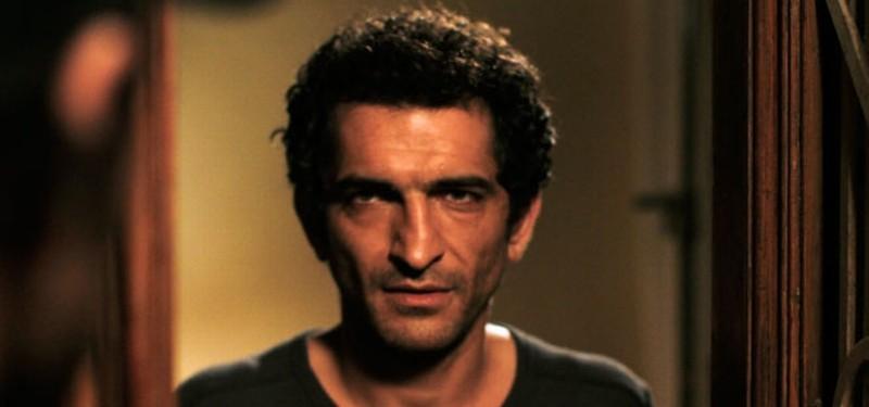 Winter of discontent: Amr Waked in un primo piano tratto dal film