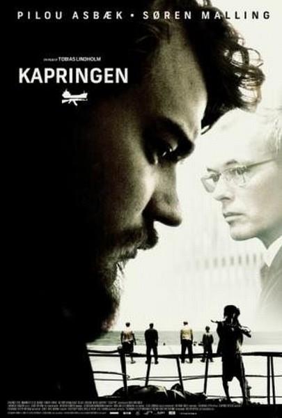 A Hijacking: la seconda locandina del film diretto da Tobias Lindholm