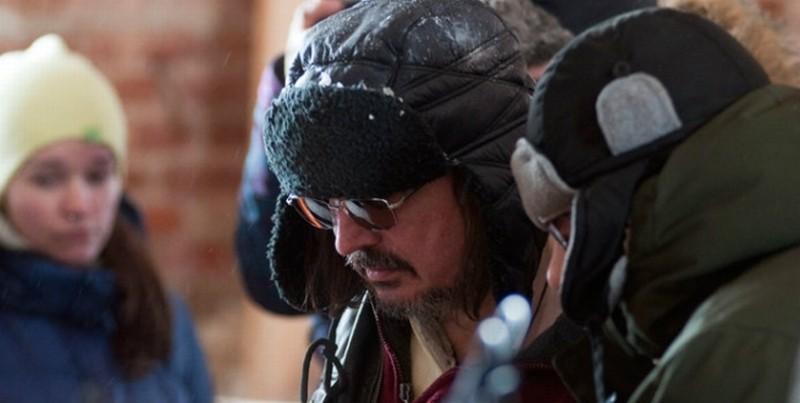 I Also Want It: il regista Aleksei Balabanov sul set del film