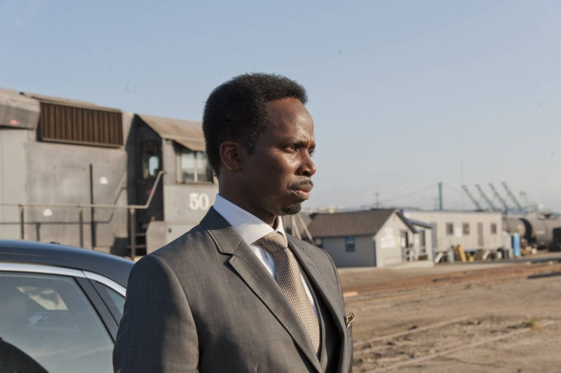 Sons of Anarchy: Harold Perrineau nell'episodio Sovereign
